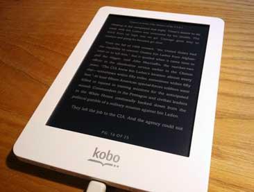 Kobo reader