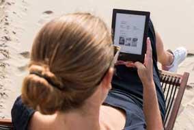 Overzicht van e-readers