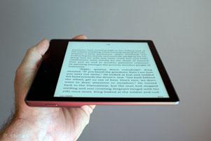 Nieuwe Amazon Kindle