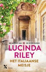 Schrijfster Lucinda Riley