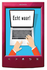 Ebooks over ware literatuur